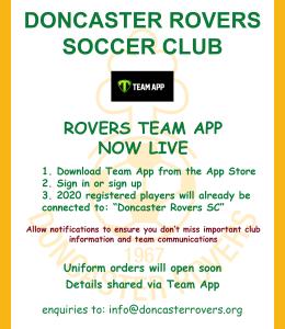 2020 Team App Launch