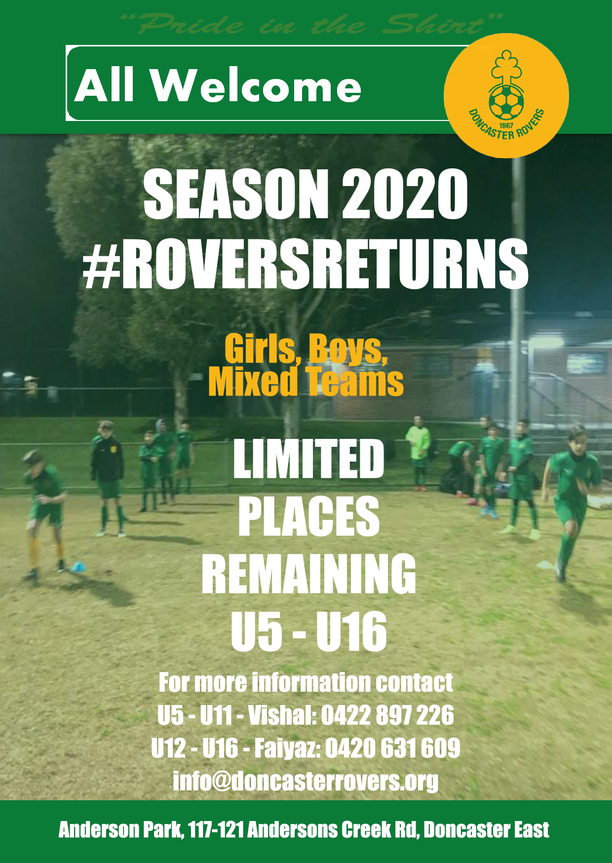 2020 #Roversreturns