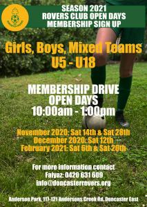 2021 Membership Drive V1