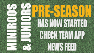 pre season start
