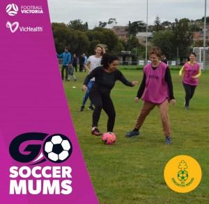 Go Soccer Mums